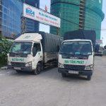 Thuê xe tải ở đâu tốt nhất hiện nay?