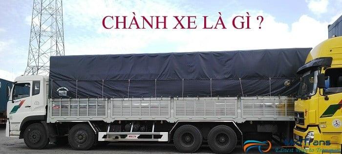 Chanh Xe La Gi