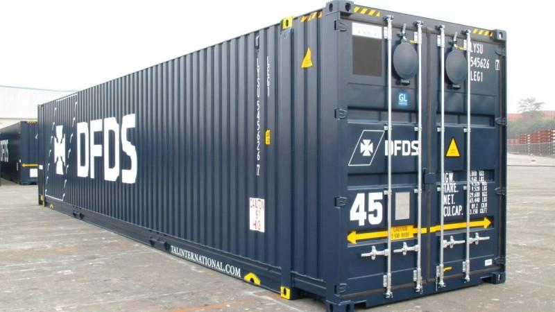 Tìm hiểu các kích thước container hiện nay