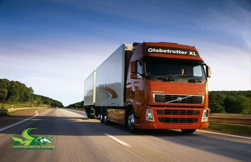 Vận tải đường bộ- Dịch vụ vận chuyển hàng hóa không thể thiếu
