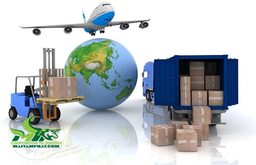 Vận tải kết hợp đường bộ với đường hàng không