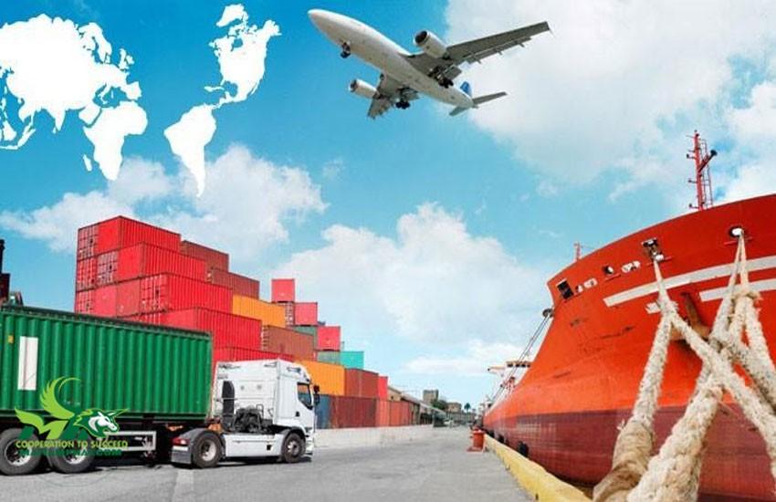 Vận tải kết hợp đường hàng không và đường biển