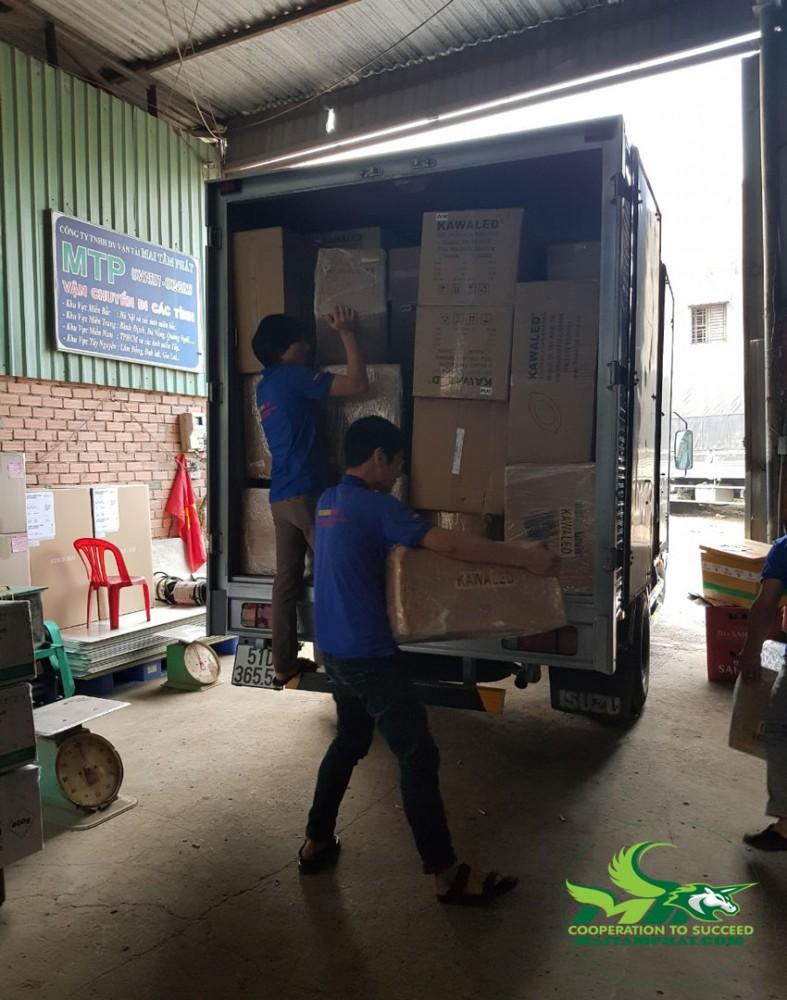 Dịch vụ Vận chuyển hàng hóa nhỏ lẻ, khối lượng lớn tốt nhất hiện nay
