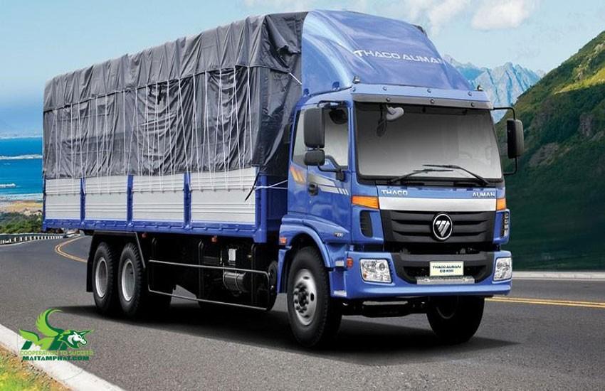 Chọn xe tải có kích thước lớn hơn để bảo đảm an toàn hàng hóa