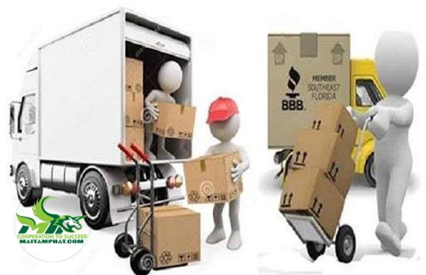 Mai Tâm Phát cung cấp dịch vụ đóng gói, bốc xếp hàng hóa