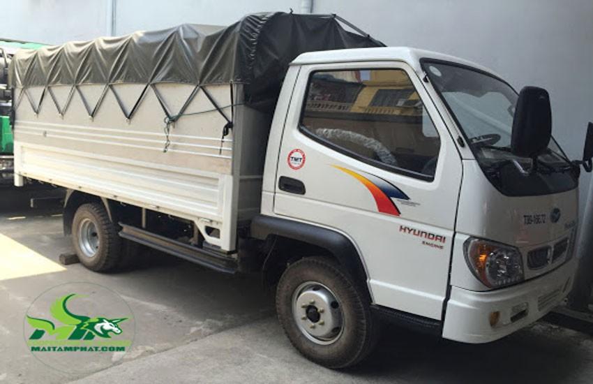 Xe tải chở hàng 500kg- Dịch vụ vận tải Sài gòn
