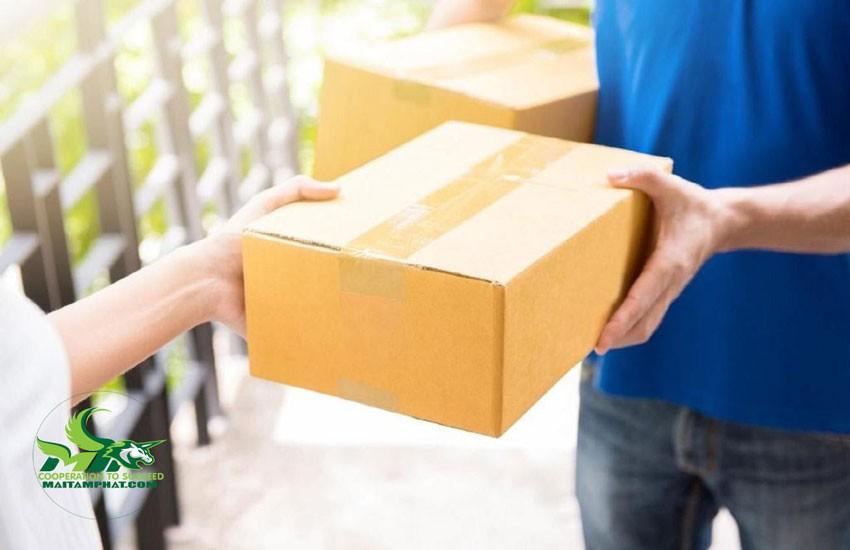 Vận chuyển hàng hóa đến nơi an toàn