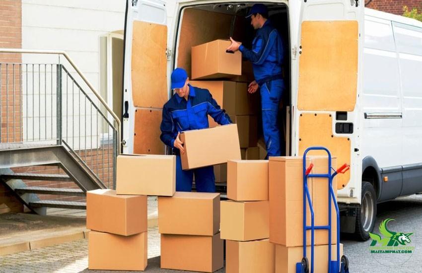 Vận chuyển hàng là sản phẩm dịch vụ