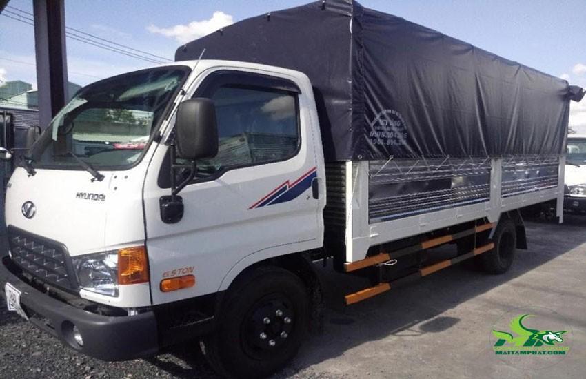 Chọn xe tải có trọng tải và kích thước phù hợp