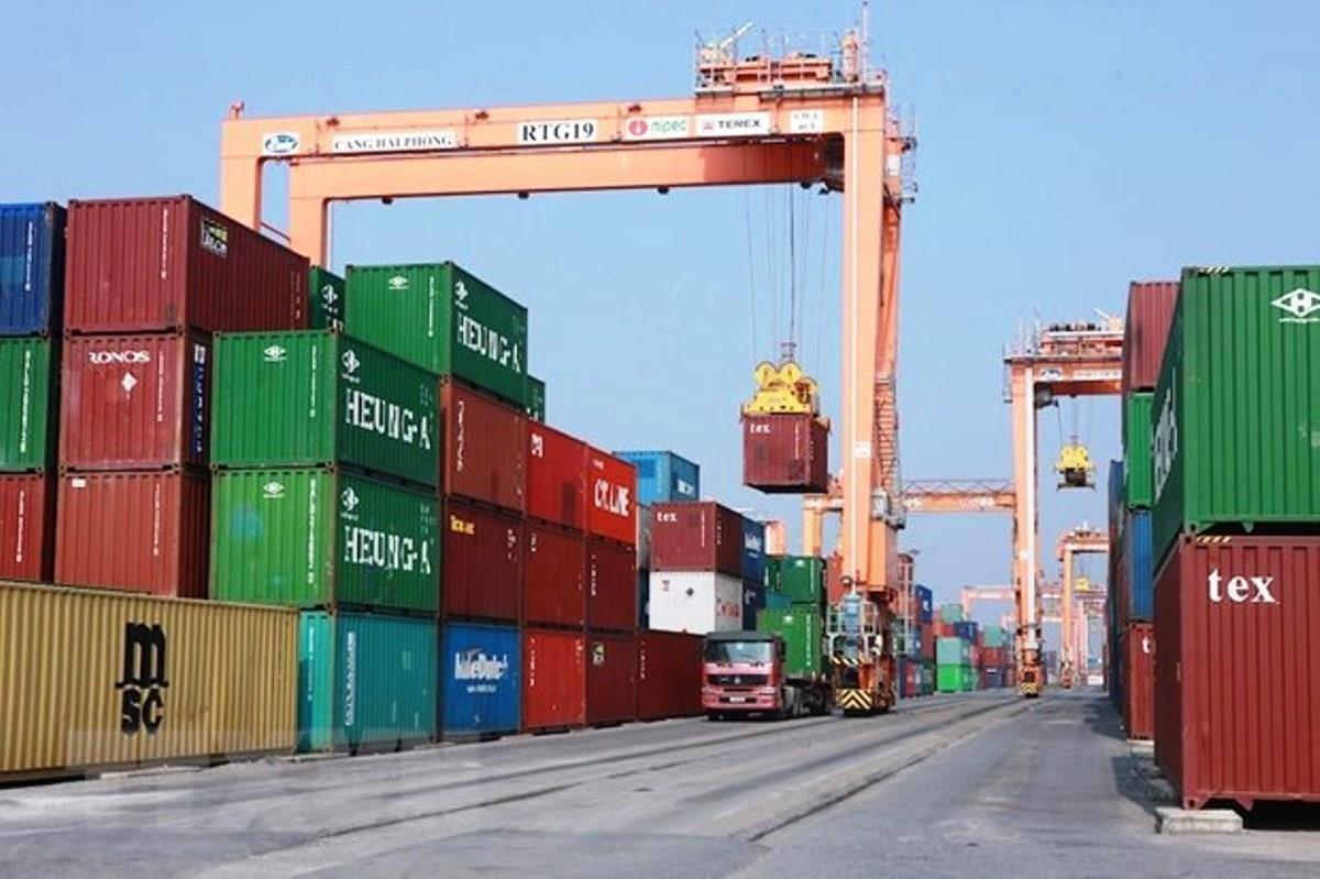 Kích thước container chở hàng