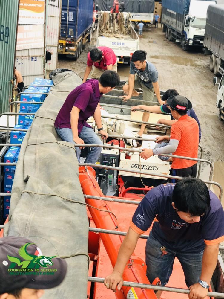Nhận vận chuyển đa dạng mặt hàng