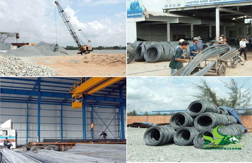 Vật liệu xây dựng- vật liệu cần thiết tại Kiên Giang