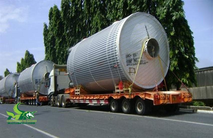 Ưu điểm container chở hàng hiện nay
