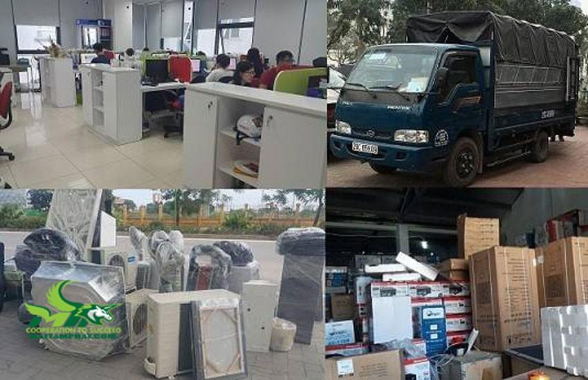 Mai Tâm Phát- Công ty chuyển văn phòng trọn gói uy tín