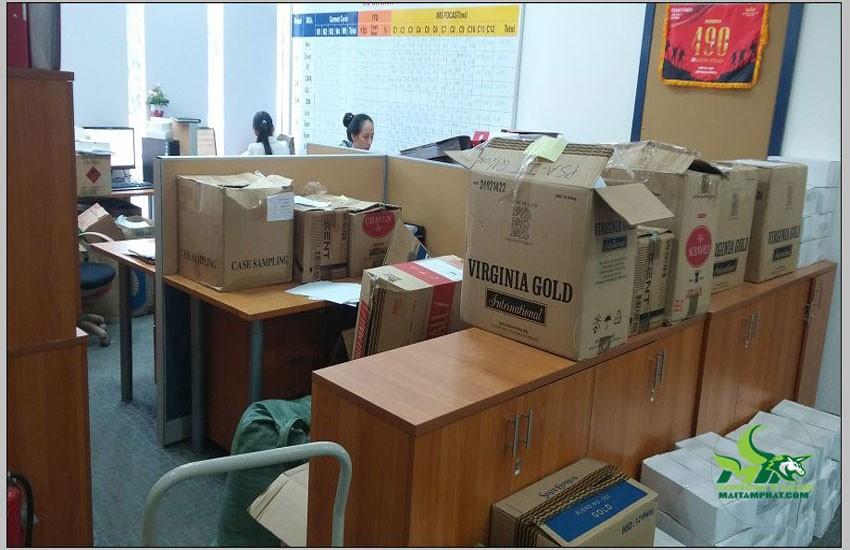 Dịch vụ chuyển văn phòng quận 11 trọn gói giá rẻ, chất lượng, uy tín