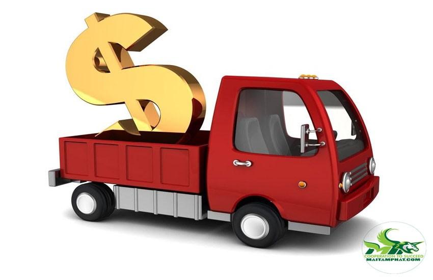 Cước phí vận tải rẻ nhất của Mai Tâm Phát