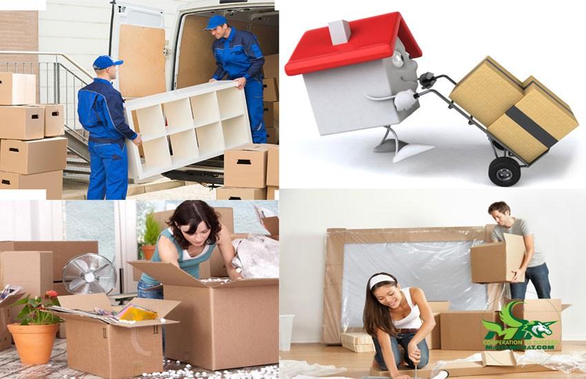 Dịch vụ chuyển nhà- chuyển văn phòng trọn gói giá rẻ Quận 4