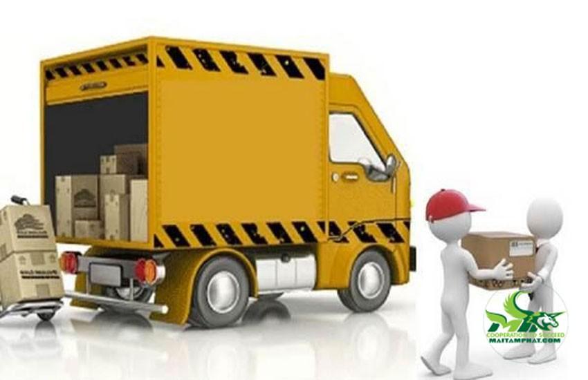 Vận chuyển hàng hóa đi tiền giang an toàn