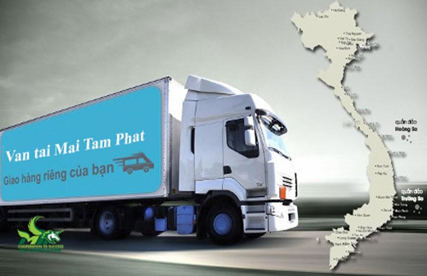 Làm thế nào để tiết kiệm chi phí khi vận chuyển hàng hóa bắc nam?