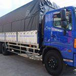 Dịch vụ vận chuyển hàng hóa nội địa uy tín bằng xe tải