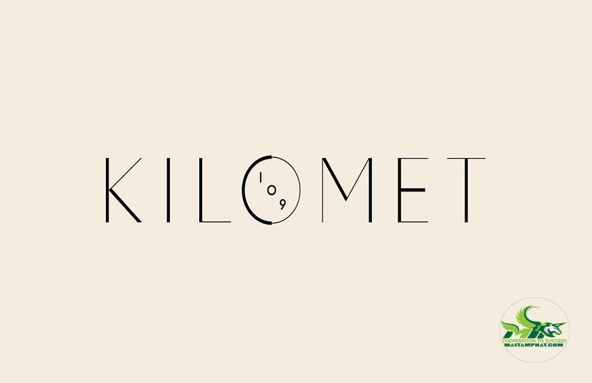 Đơn vị tính khoảng cách Kilomet