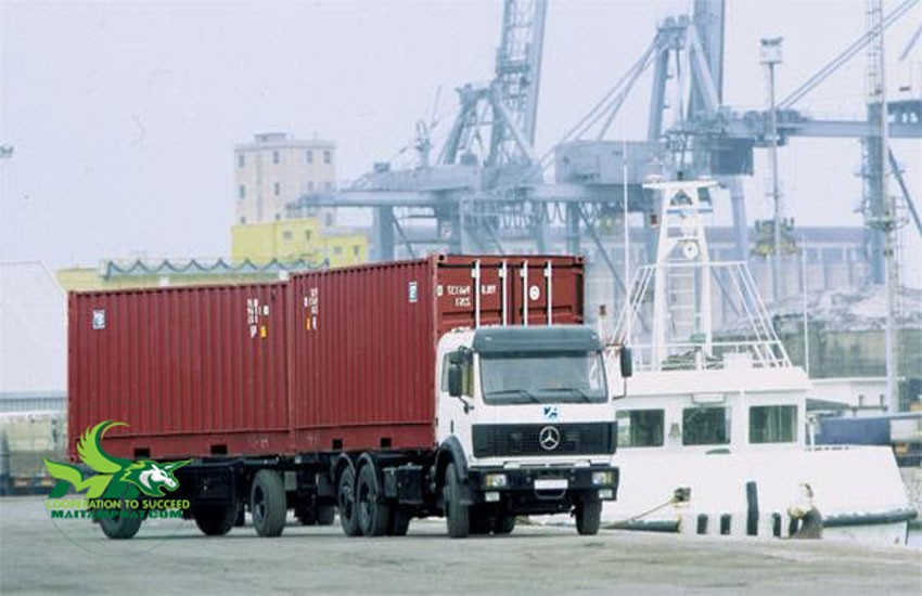 Chành xe vận chuyển hàng hóa đi Quy Nhơn - Bình Định