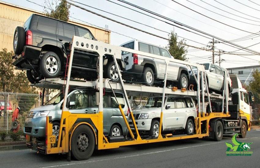 Dịch vụ vận chuyển ô tô bắc nam an toàn, uy tín, giá rẻ nhất hiện nay