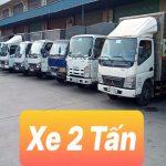 Dịch vụ thuê xe tải nhỏ 2 tấn nội thành hcm chở hàng giá rẻ, uy tín