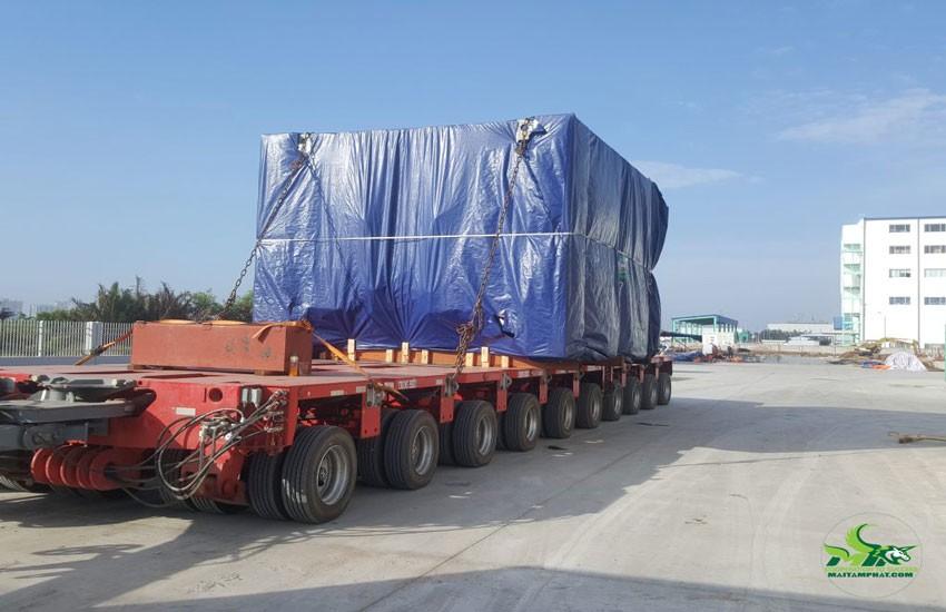 Vận chuyển hàng hóa siêu trường siêu trọng – Những điều cần biết về dịch vụ vận chuyển này?