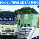Cho thuê xe tải 5 tấn vận chuyển hàng hóa uy tín, giá rẻ nhất hiện nay