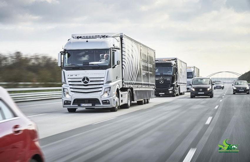 Chuyển hàng bằng xe tải có tính linh hoạt cao