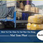 Những lợi ích khi sử dụng dịch vụ vận chuyển hàng hóa bằng xe tải