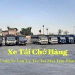 Dịch vụ cho thuê xe tải 6m vào thành phố ban ngày giá rẻ