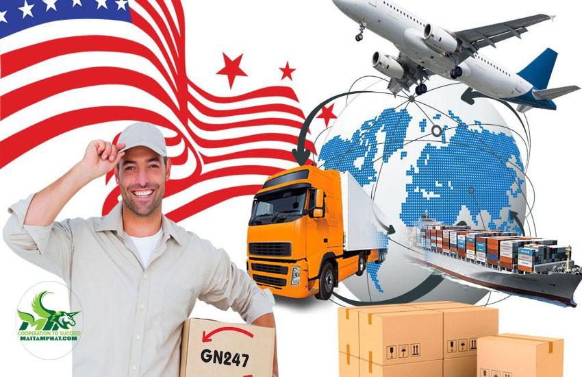 Dịch vụ vận chuyển hàng hóa đi Mỹ tại Tp.HCM an toàn, uy tín, tiết kiệm
