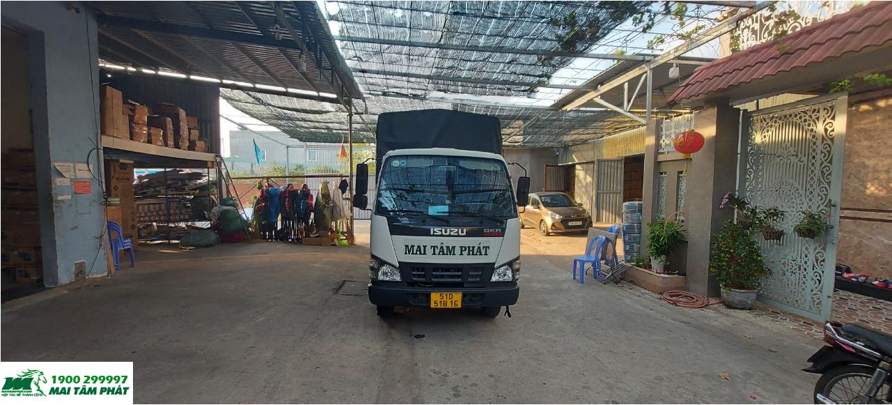 Vận chuyển hàng từ Hà Nội vào Sài Gòn bằng xe tải